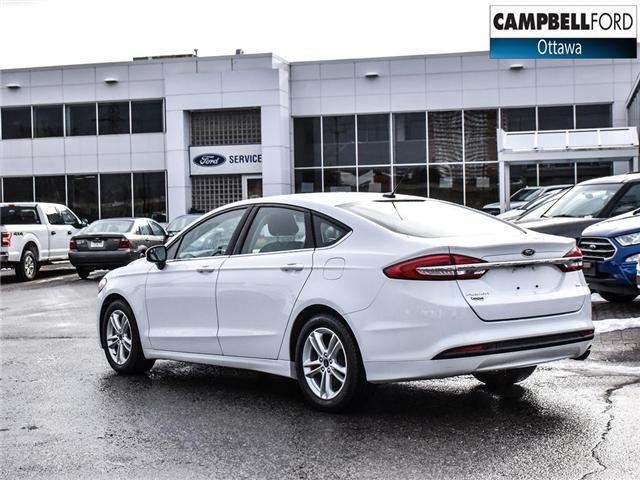 2018 Ford Fusion SE (Stk: 945410) in Ottawa - Image 4 of 23