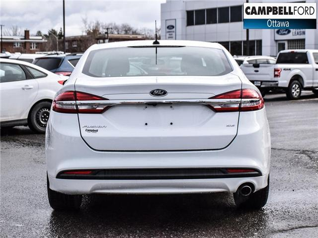2018 Ford Fusion SE (Stk: 945410) in Ottawa - Image 5 of 23