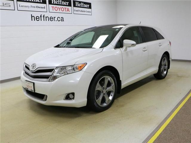 2015 Toyota Venza Base V6 (Stk: 186385) in Kitchener - Image 1 of 28