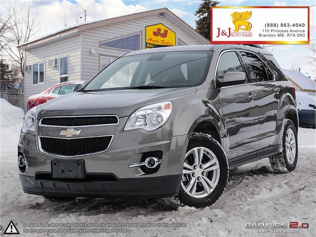 2012 Chevrolet Equinox 2LT (Stk: J18116) in Brandon - Image 1 of 27