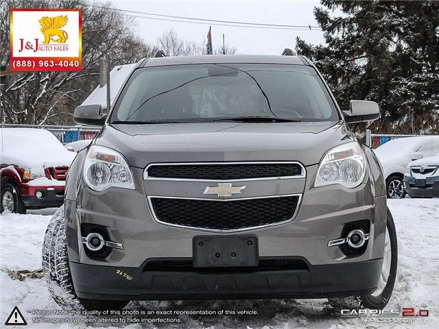 2012 Chevrolet Equinox 2LT (Stk: J18116) in Brandon - Image 2 of 27