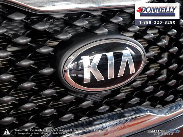 2018 Kia Sorento 2.4L LX (Stk: PLDUR5966) in Ottawa - Image 8 of 28