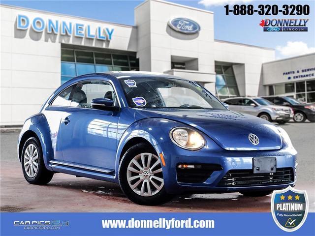 2017 Volkswagen Beetle  (Stk: PLDUR5969) in Ottawa - Image 1 of 28