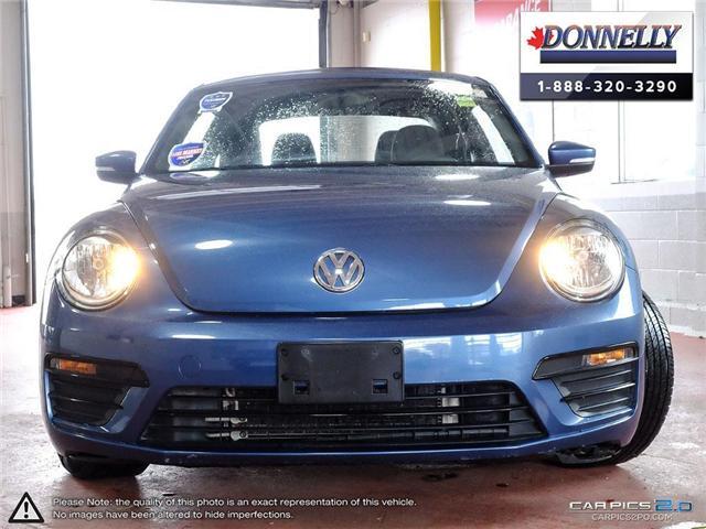2017 Volkswagen Beetle  (Stk: PLDUR5969) in Ottawa - Image 2 of 28