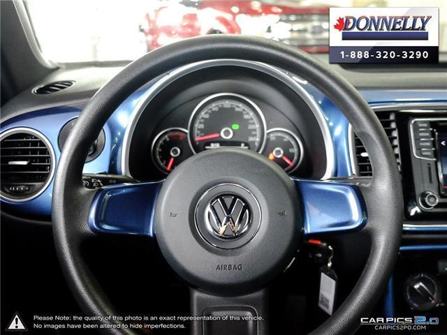 2017 Volkswagen Beetle  (Stk: PLDUR5969) in Ottawa - Image 13 of 28
