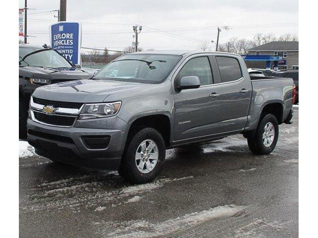 2019 Chevrolet Colorado WT (Stk: 19276) in Peterborough - Image 1 of 3