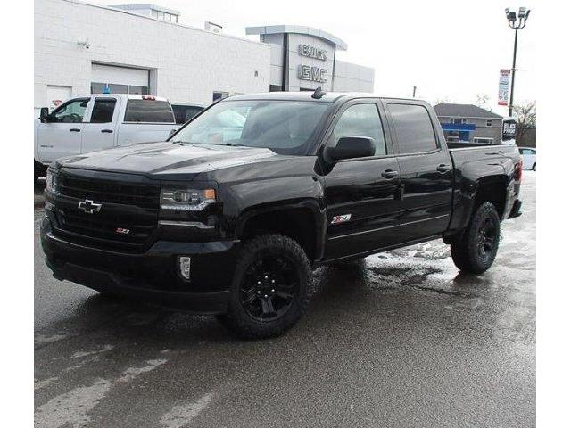 2018 Chevrolet Silverado 1500 LTZ (Stk: 18969) in Peterborough - Image 1 of 4