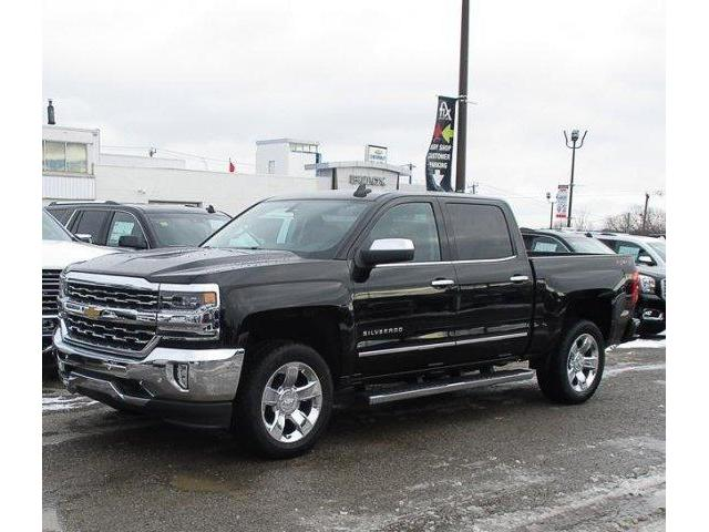 2018 Chevrolet Silverado 1500 LTZ (Stk: 18974) in Peterborough - Image 1 of 3