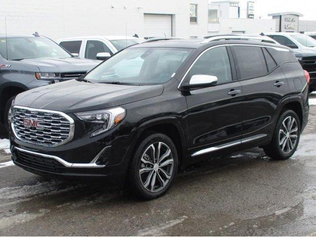 2019 GMC Terrain Denali (Stk: 19278) in Peterborough - Image 1 of 3