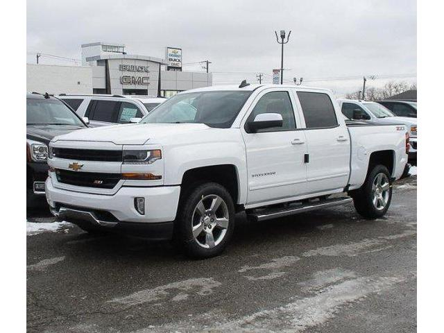 2018 Chevrolet Silverado 1500 LT (Stk: 18971) in Peterborough - Image 1 of 3
