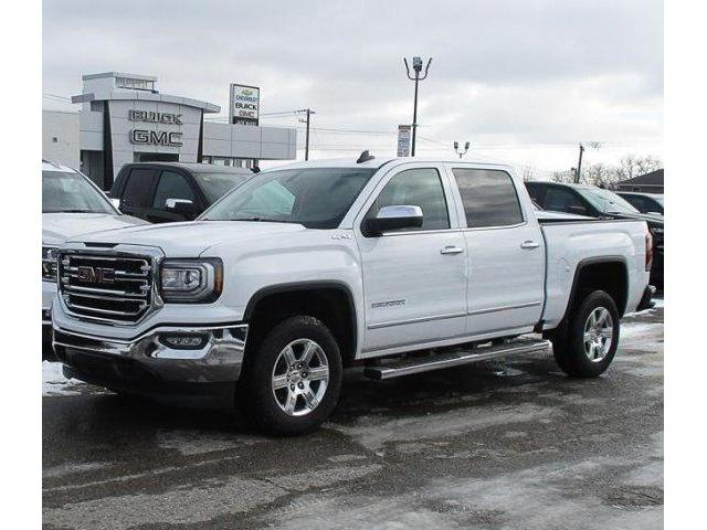 2018 GMC Sierra 1500 SLT (Stk: 18970) in Peterborough - Image 1 of 3