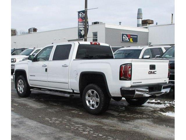 2018 GMC Sierra 1500 SLT (Stk: 18970) in Peterborough - Image 2 of 3