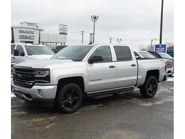 2018 Chevrolet Silverado 1500 LTZ (Stk: 18972) in Peterborough - Image 1 of 3