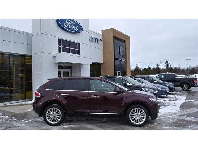 2011 Lincoln MKX Base (Stk: L1139A) in Bobcaygeon - Image 1 of 20