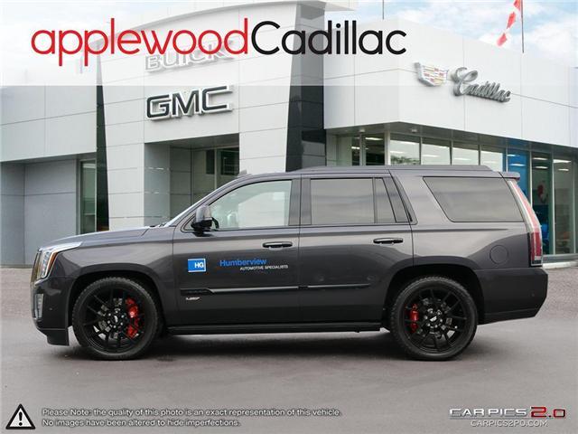 2018 Cadillac Escalade Premium Luxury (Stk: K8K037) in Mississauga - Image 3 of 30