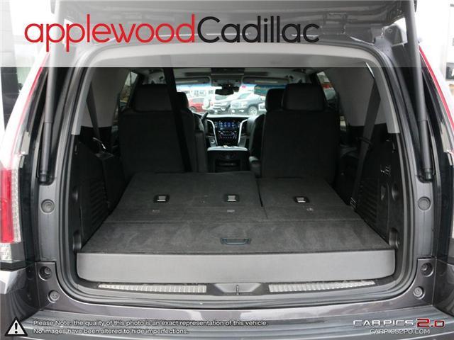 2018 Cadillac Escalade Premium Luxury (Stk: K8K037) in Mississauga - Image 11 of 30