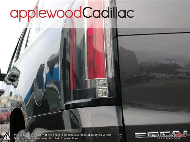 2018 Cadillac Escalade Premium Luxury (Stk: K8K037) in Mississauga - Image 12 of 30