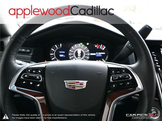 2018 Cadillac Escalade Premium Luxury (Stk: K8K037) in Mississauga - Image 14 of 30