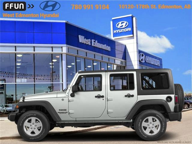 2014 Jeep Wrangler Unlimited Rubicon (Stk: P0814) in Edmonton - Image 1 of 1
