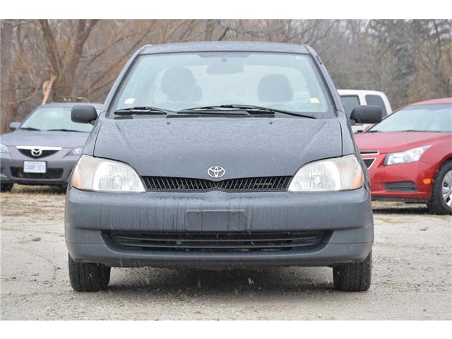 2002 Toyota Echo Base (Stk: 021453) in Milton - Image 2 of 14