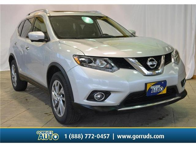 2015 Nissan Rogue  (Stk: 842876) in Milton - Image 1 of 43