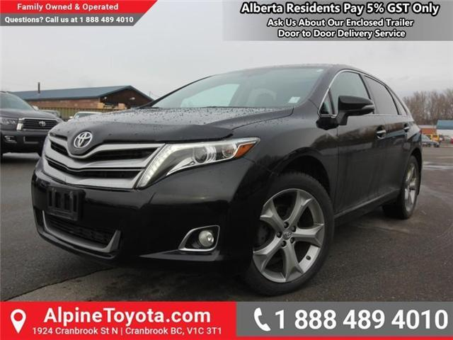2013 Toyota Venza Base V6 (Stk: 5624411A) in Cranbrook - Image 1 of 17
