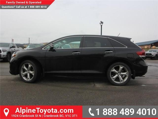 2013 Toyota Venza Base V6 (Stk: 5624411A) in Cranbrook - Image 2 of 17