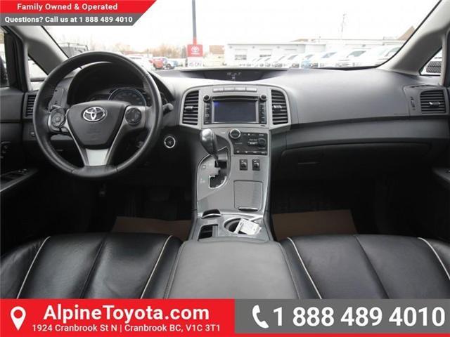 2013 Toyota Venza Base V6 (Stk: 5624411A) in Cranbrook - Image 10 of 17