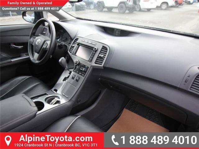 2013 Toyota Venza Base V6 (Stk: 5624411A) in Cranbrook - Image 11 of 17