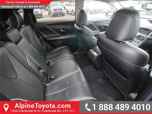 2013 Toyota Venza Base V6 (Stk: 5624411A) in Cranbrook - Image 12 of 17