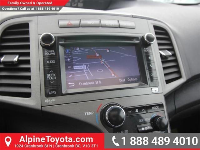2013 Toyota Venza Base V6 (Stk: 5624411A) in Cranbrook - Image 13 of 17