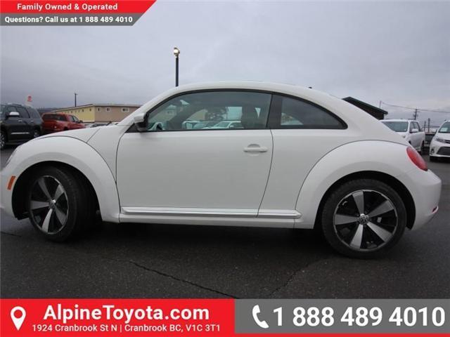 2012 Volkswagen Beetle Premiere (Stk: W455768N) in Cranbrook - Image 2 of 17