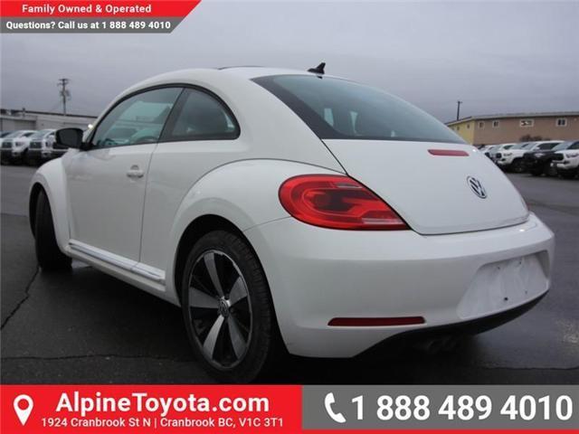2012 Volkswagen Beetle Premiere (Stk: W455768N) in Cranbrook - Image 3 of 17