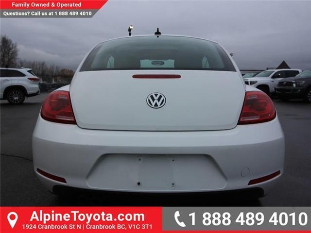 2012 Volkswagen Beetle Premiere (Stk: W455768N) in Cranbrook - Image 4 of 17
