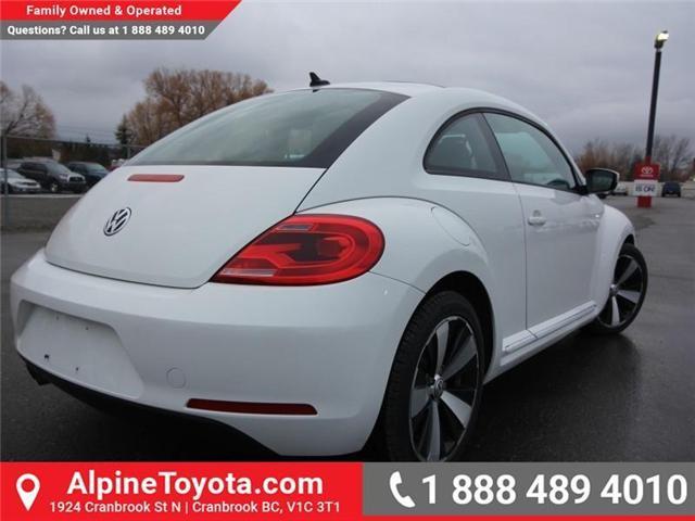 2012 Volkswagen Beetle Premiere (Stk: W455768N) in Cranbrook - Image 5 of 17