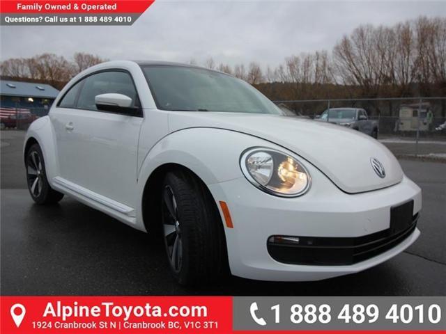 2012 Volkswagen Beetle Premiere (Stk: W455768N) in Cranbrook - Image 7 of 17