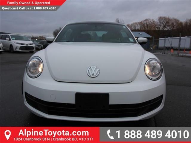 2012 Volkswagen Beetle Premiere (Stk: W455768N) in Cranbrook - Image 8 of 17