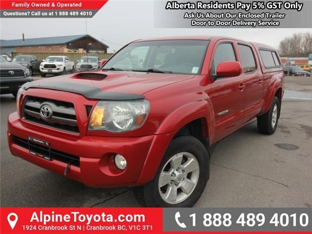 2010 Toyota Tacoma V6 (Stk: X168867B) in Cranbrook - Image 1 of 18