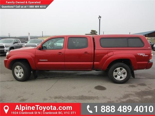 2010 Toyota Tacoma V6 (Stk: X168867B) in Cranbrook - Image 3 of 18
