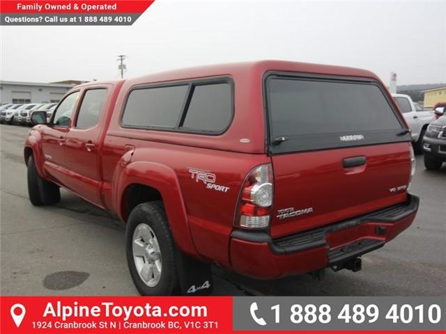 2010 Toyota Tacoma V6 (Stk: X168867B) in Cranbrook - Image 4 of 18