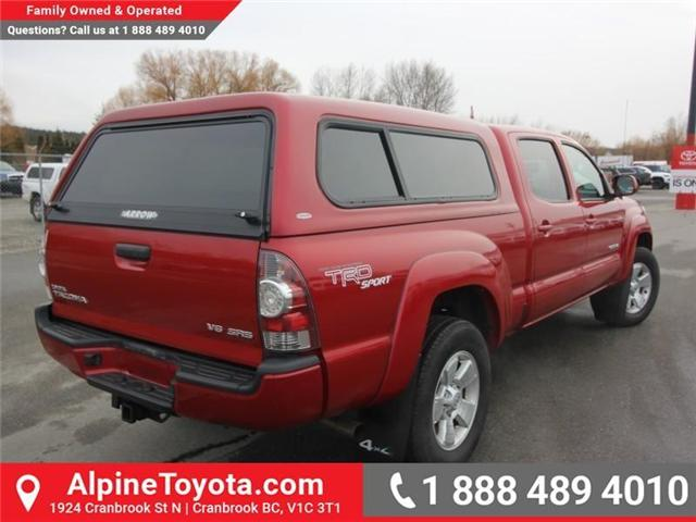 2010 Toyota Tacoma V6 (Stk: X168867B) in Cranbrook - Image 6 of 18