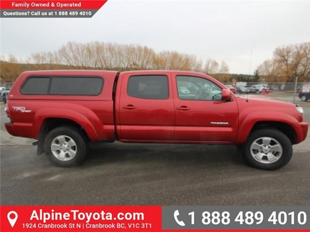 2010 Toyota Tacoma V6 (Stk: X168867B) in Cranbrook - Image 7 of 18