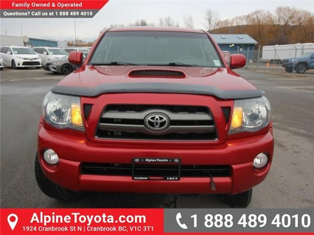 2010 Toyota Tacoma V6 (Stk: X168867B) in Cranbrook - Image 9 of 18