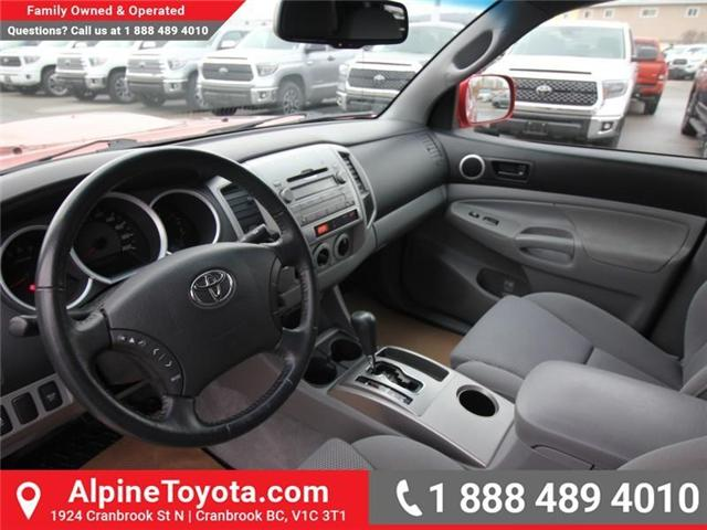 2010 Toyota Tacoma V6 (Stk: X168867B) in Cranbrook - Image 10 of 18