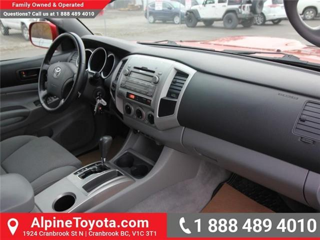 2010 Toyota Tacoma V6 (Stk: X168867B) in Cranbrook - Image 12 of 18