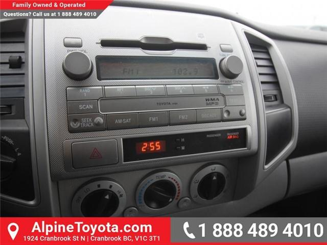 2010 Toyota Tacoma V6 (Stk: X168867B) in Cranbrook - Image 15 of 18