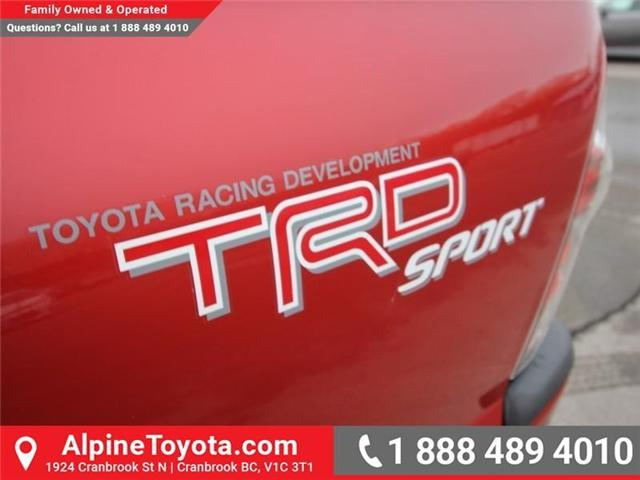 2010 Toyota Tacoma V6 (Stk: X168867B) in Cranbrook - Image 16 of 18