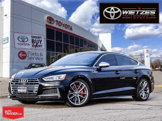 2018 Audi S5 3.0T Technik (Stk: U2196) in Vaughan - Image 1 of 26
