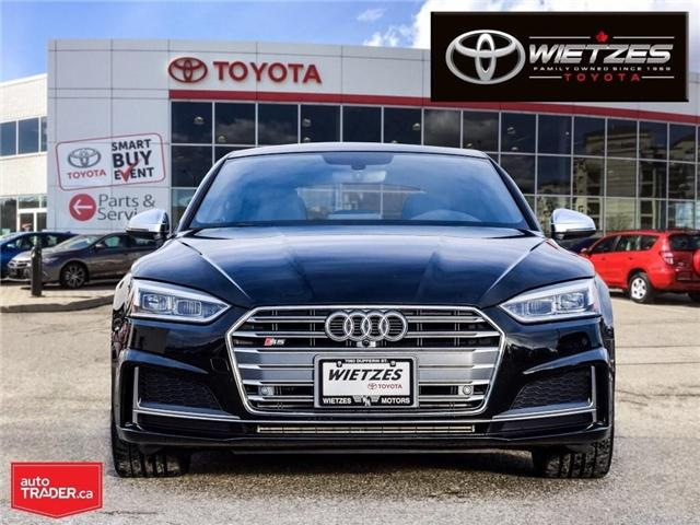 2018 Audi S5 3.0T Technik (Stk: U2196) in Vaughan - Image 2 of 26