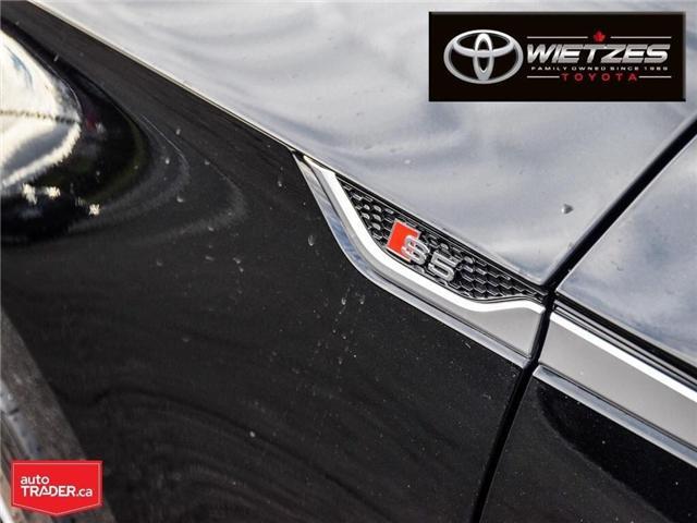 2018 Audi S5 3.0T Technik (Stk: U2196) in Vaughan - Image 8 of 26